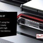 QNAPは低遅延ファイルサーバー、仮想化、データセンターを対象とした、ZFSおよび25GbEを搭載した30ベイ・オールフラッシュTS-h3088XU-RP NASをリリース