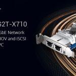 QNAPはNASおよびPCを対象としたSR-IOVおよびiSCSIを備えたDual 10GbEネットワークカードをリリース