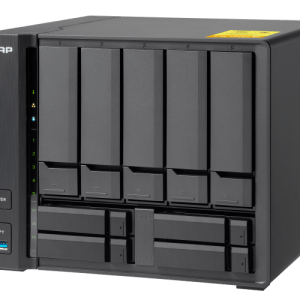 QNAP TS-932X-2G 9-Bay Tower NAS with 1.70 GHz Annapurna Labs Alpine CPU and 2GB RAM