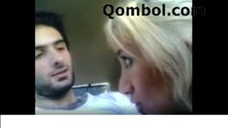 فیلم ساک زدن واسه دوست پسر خوش تیپ ایرانی
