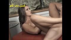 پسر ایرانی و زن خوشگل خارجی