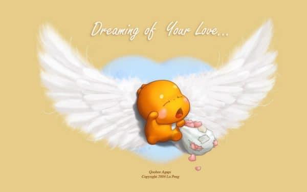 QOOBEE dreaming of having big wings