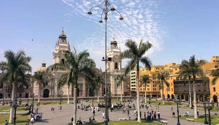 QosqoExpeditions - Lima Day Tour