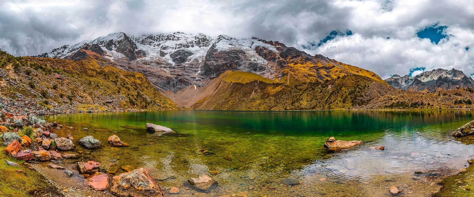 Humantay Lake from Cusco