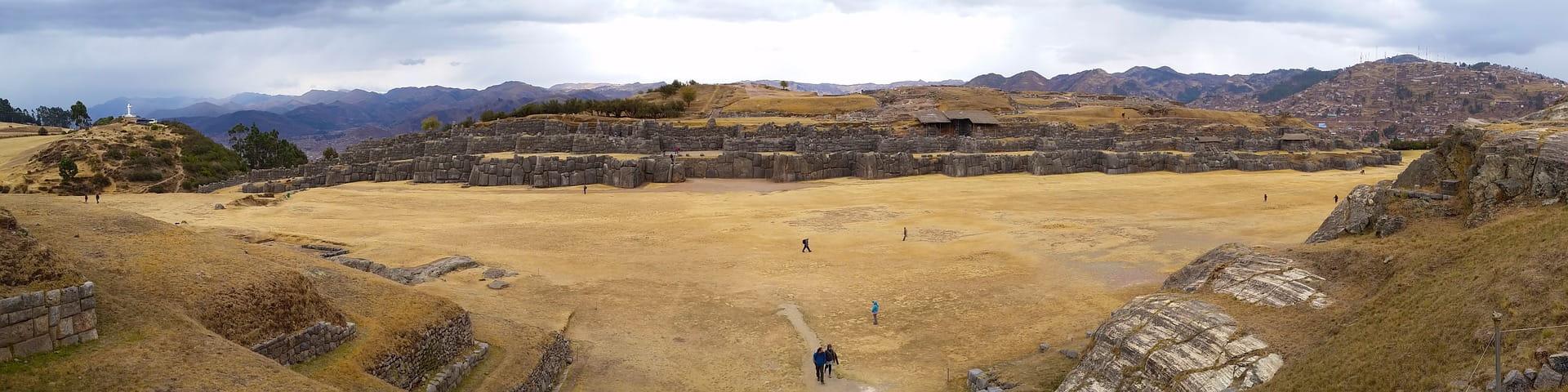 Explore Sacsayhuman and Qorikancha