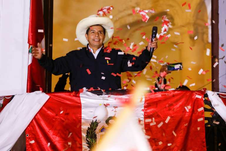 QosqoExpeditions - The New President of Peru