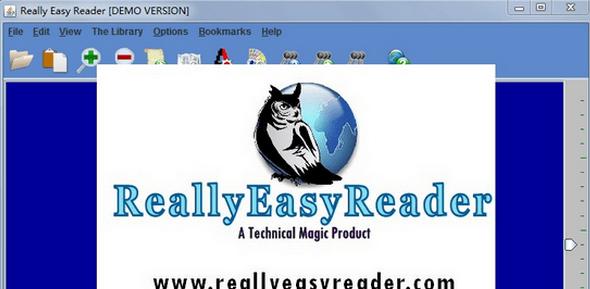 Really Easy Reader专业速读软件4.0 官方版