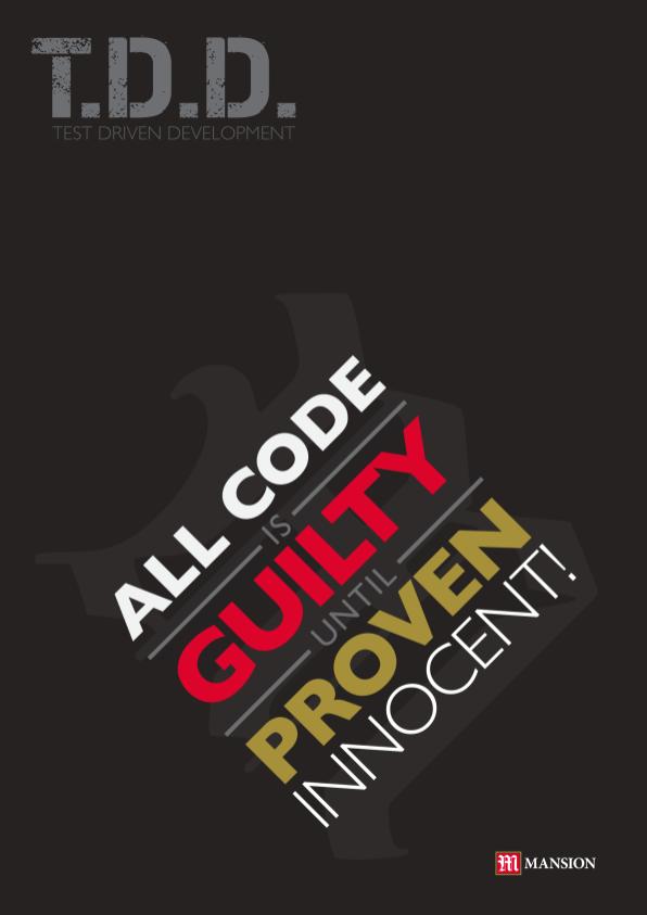 TDD Guilty Code