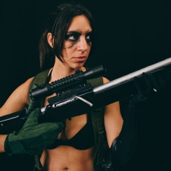 Quiet from Metal Gear Solid V