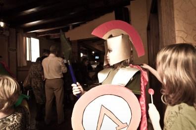Carnaval Spartan