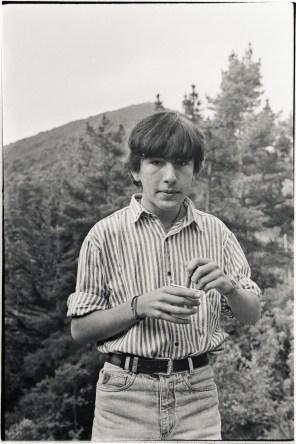 Joe, Zapallar, Chile, 1988