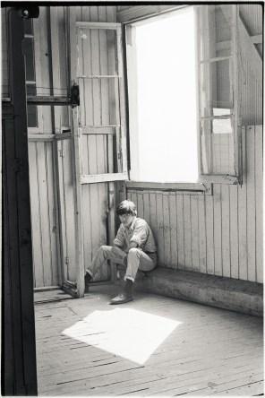 Joe, Valparaiso, Chile, 1988