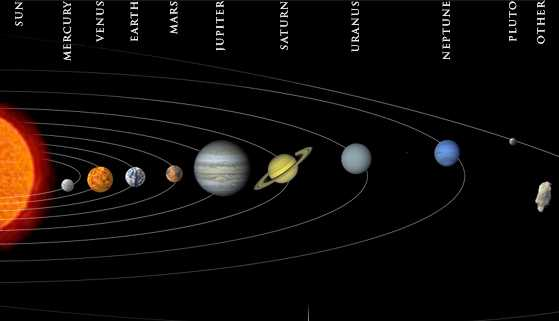 What are planets made of?
