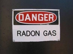 Radon Gas in Homes Is Reported By The Environmental Protection Agency as Being The No. 2 Leading Cause of Lung Cancer