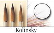 ¿Por qué pinceles Kolinsky?