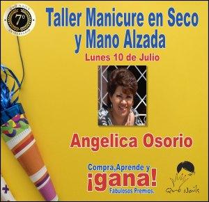 Manicura en Seco Angelica Osorio