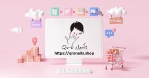 Qro Nails Pagina tienda en linea