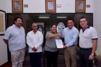 La Gran Comisión, designó a la licenciada Brenda Liz Sanromán Ovando como nueva titular de la Dirección de Control del Proceso Legislativo y Protocolo, en sustitución del licenciado Benjamín Trinidad Vaca González