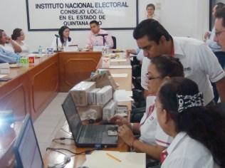 Destruye INE más de 20 mil credenciales para votar 3