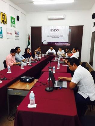 IEQROO integra documento final sobre propuestas de reforma al marco normativo constitucional y legal electoral 2