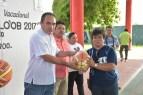 Inauguran autoridades en FCP los talleres recreativos de verano Baax Lo´ob Pala lo'ob 5