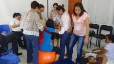 Sesa lleva a zona maya curso sobre atención a Mujeres durante el embarazo, parto y puerperio con enfoque humanizado 2