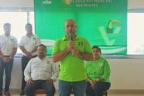 Rinde protesta Sebastián Escobedo Jiménez como presidente del Comité Ejecutivo Municipal del PVEM en Isla Mujeres 3