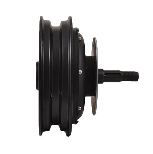 QS rueda motor de eje único con rim