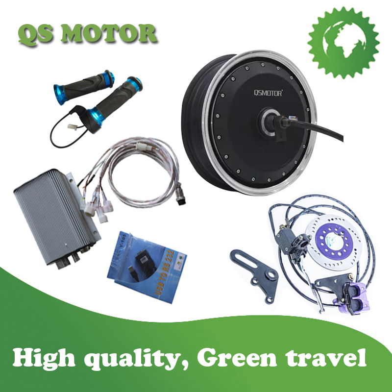8000W 13inch Electric motorcycle Hub Motor Conversion Kits