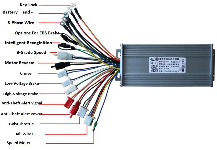 E Bike Motor Wiring    Diagram      Machine Repair Manual