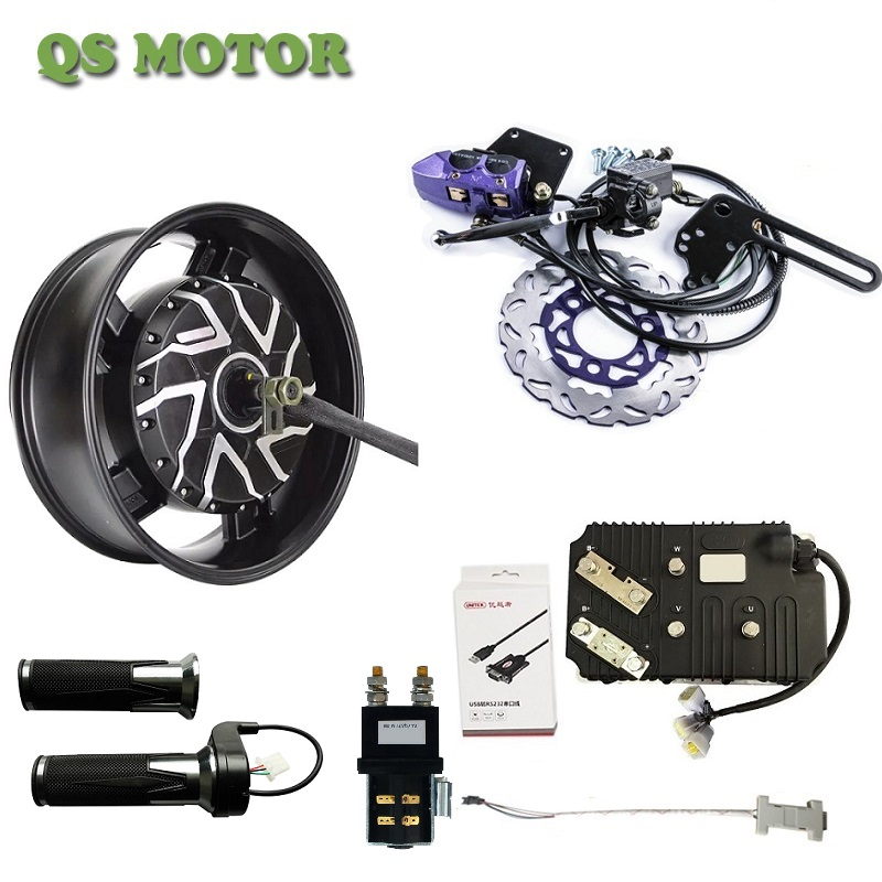 QS MOTOR Leading Hub Motor Manufacturer in China