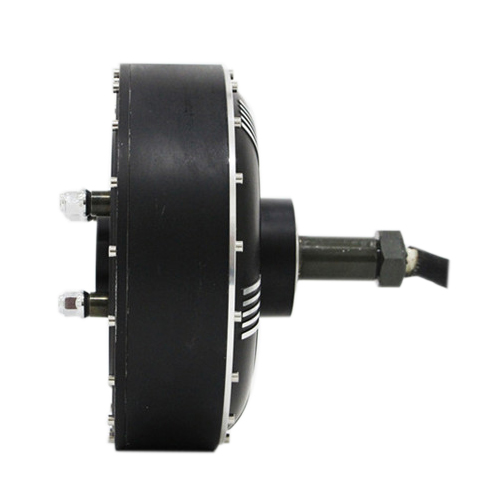 QS273 8000W 50H Electric Car Hub Motor V3 Type | qs-motor