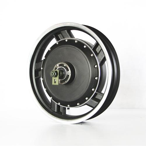 17inch QS 5000W In-Wheel Brushless DC Hub Motor(45H) V2 Type