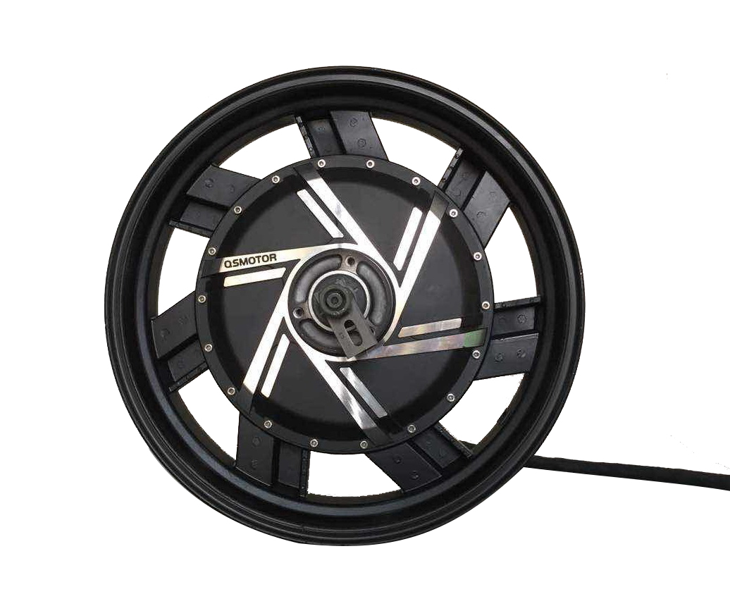 17inch 5000W In-Wheel Hub Motor V2 Type for Electric