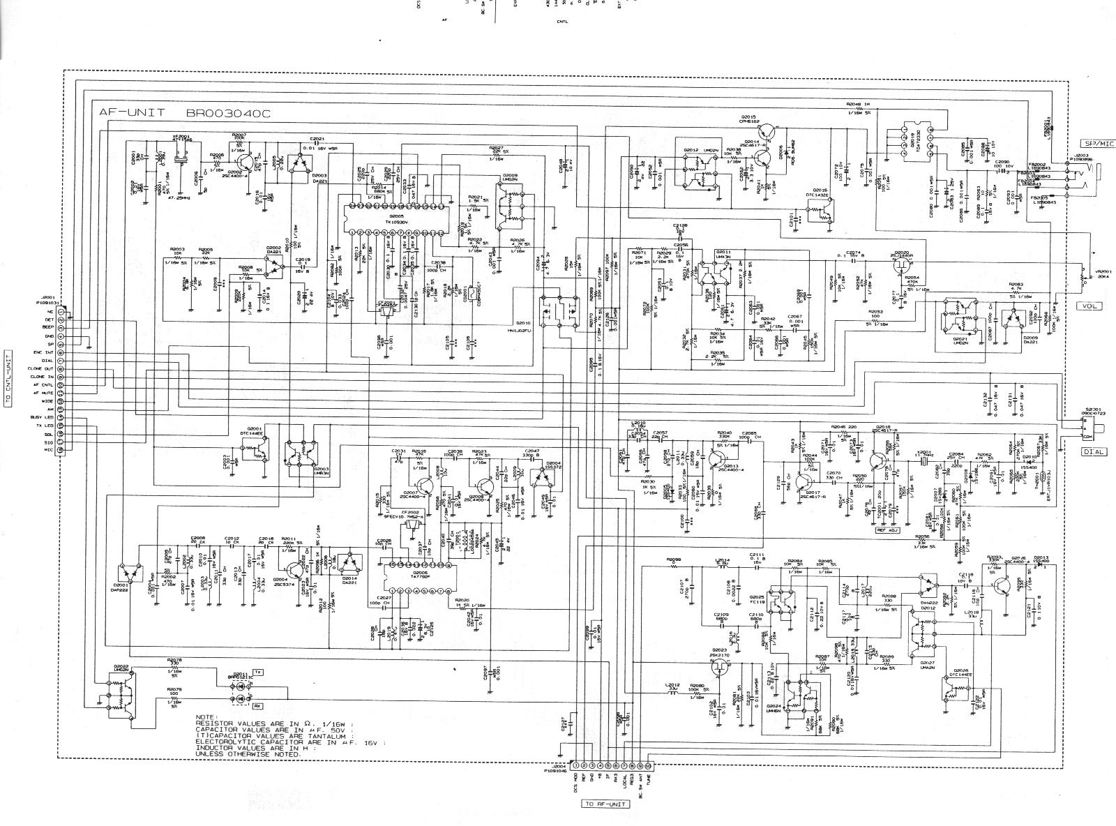 Index Of 4 4x6on Radio Manuals Yaesu