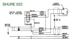 Shure Desk Mic model number 522 | QRZ Forums