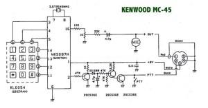 Kenwood Mc 50 Microphone Wiring Diagram  Wiring Diagram