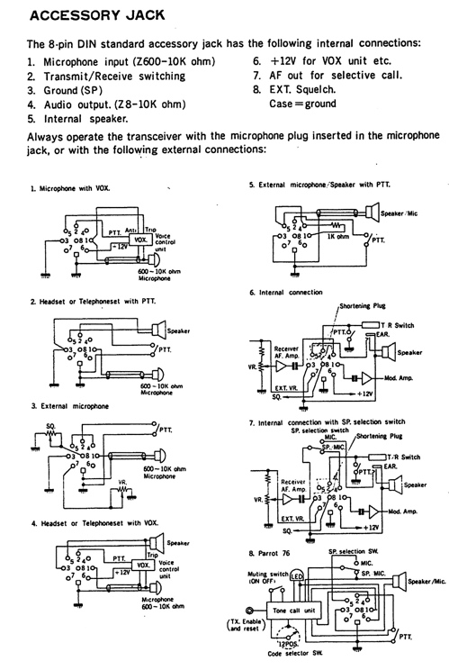 4 pin cb mic wiring diagram   27 wiring diagram images