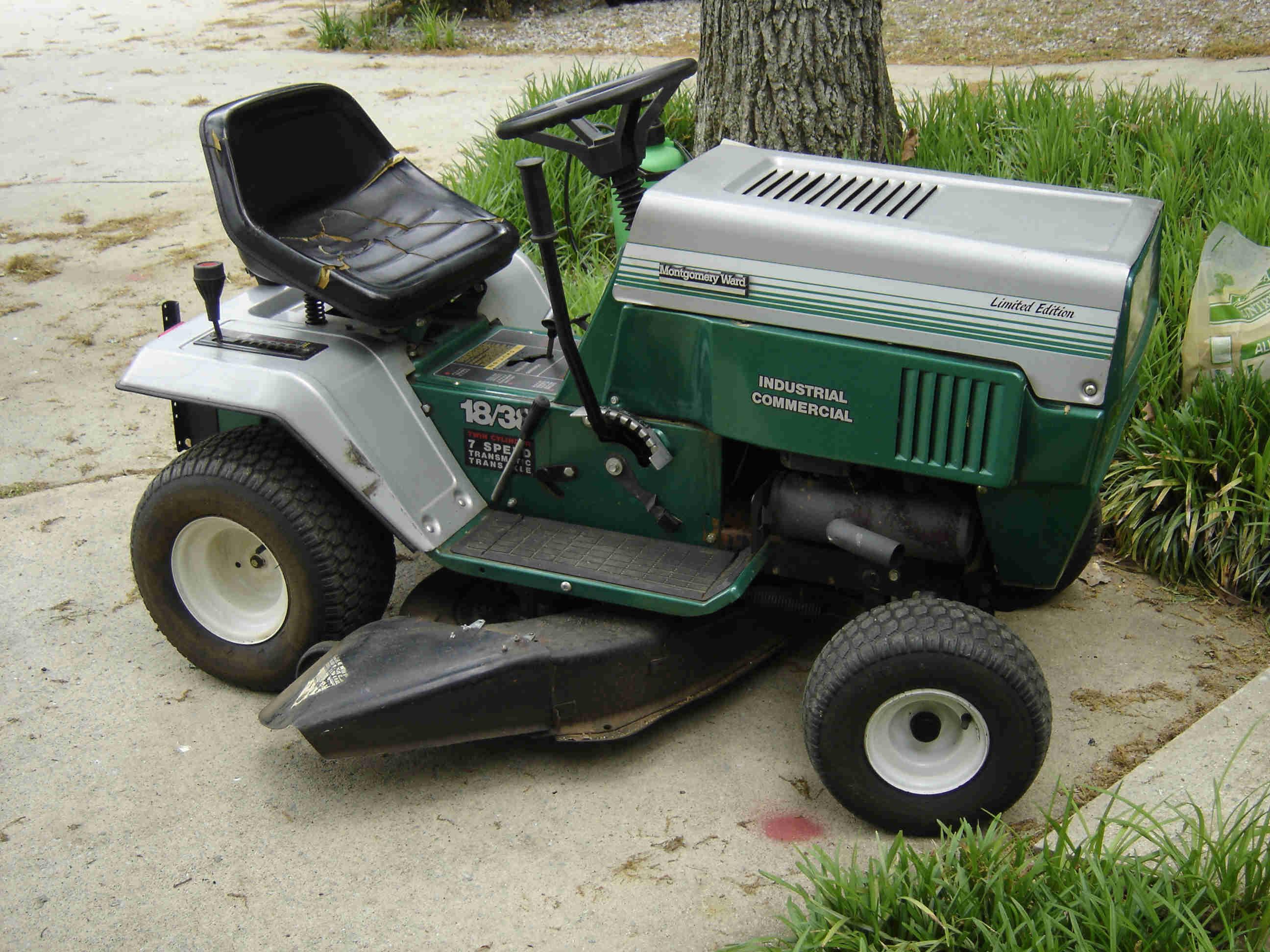 John Deere Riding Lawn Mower Model 10 Lawnmowermodelr72i Need The Assembly Diagram