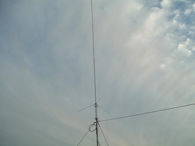 My Antennas On Roof