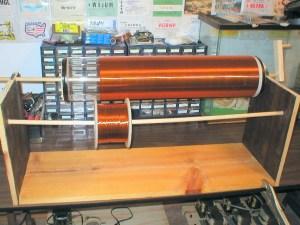 W8UJX Tesla Coil Project