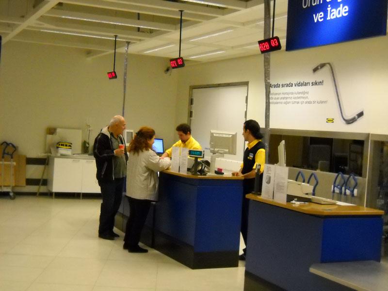 Ikea Kundenservice Aufrufsystem Q Smart Aufrufanlagen Systeme