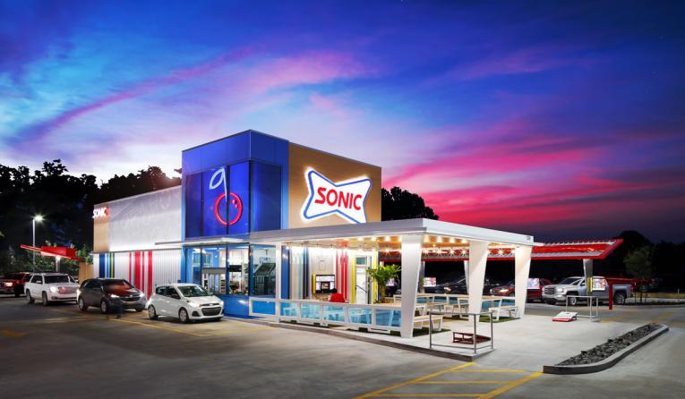 Get a Glimpse of Sonic Drive-In's New Restaurant Design ... on New Get Design  id=51891
