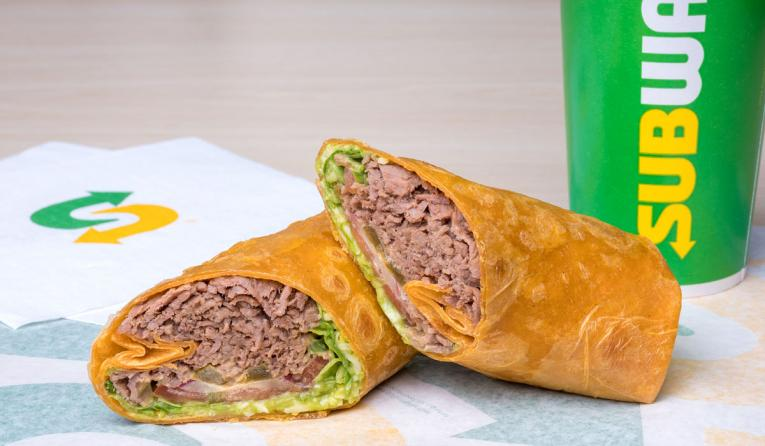 Subway Launches Signature Wraps Nationwide - Restaurant ...