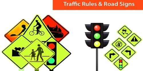 Traffic Rules Qs Study
