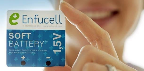 Quad Industries as new licensee for manufacturing Enfucell SoftBattery®