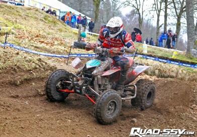 Enduro Vassivière / Les quads sportifs dominent les 4×4