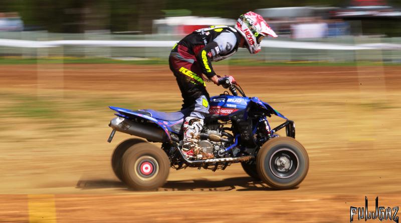 Ouverture championnat de France Quad Cross Elite
