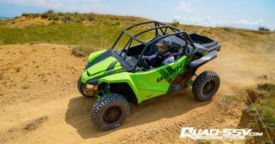 Essai Exclusif / Textron Off Road Wildcat XX