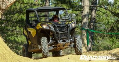 ESSAI / Can-Am Maverick Trail 1000 DPS